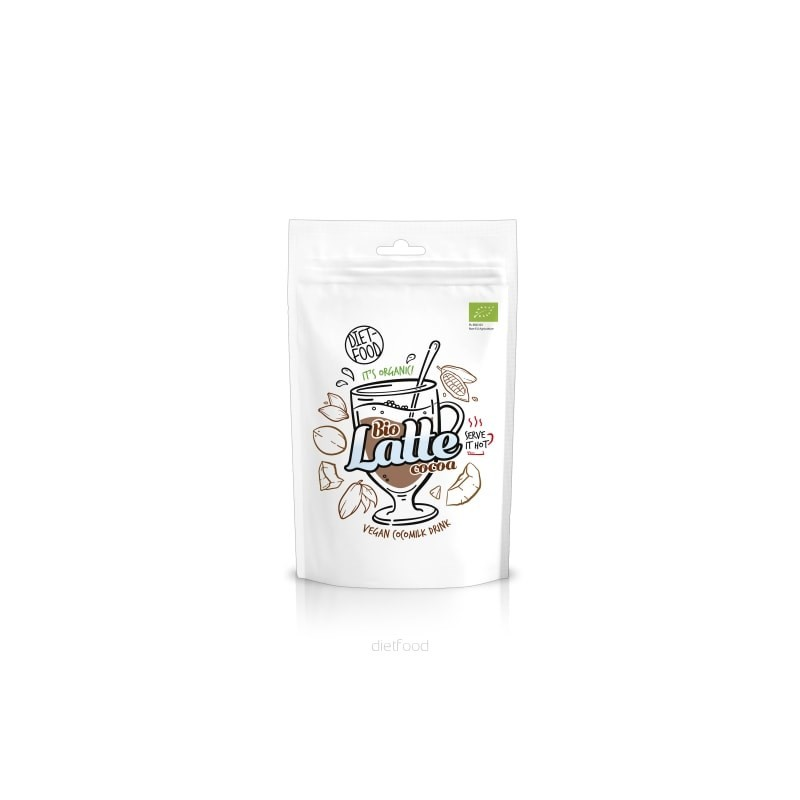 Bio latte kakav 200g Diet food