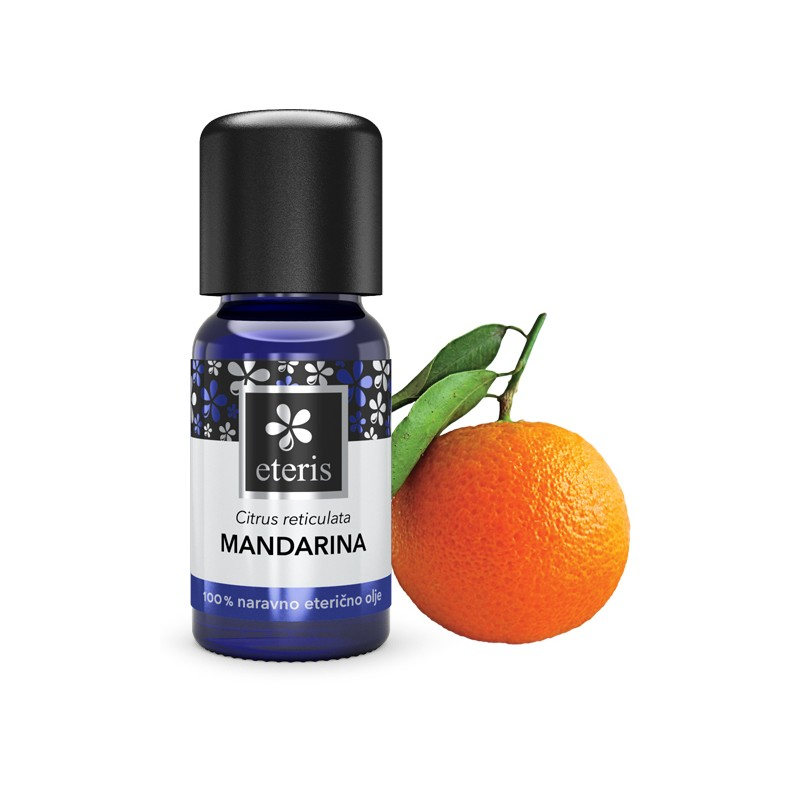 Eterično olje MANDARINA 10ml Eteris