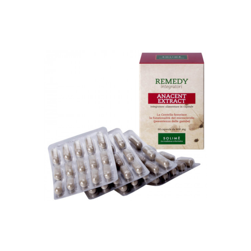 Anacent Extract 60 kapsul Solime